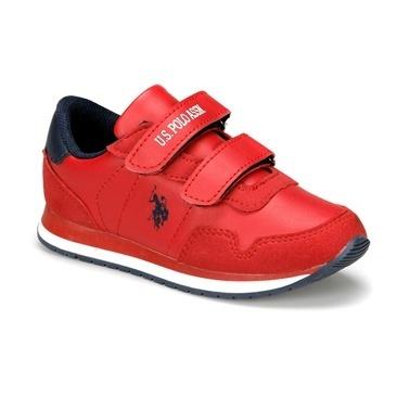U.S. Polo Assn. Spor Ayakkabı Kırmızı